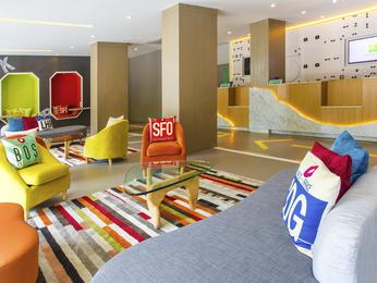 Ibis styles hotel comfort unique designs all inclusive for Design hotel cheras
