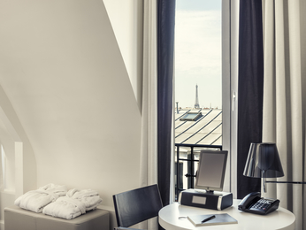 Hotel Mercure Paris Saint Lazare Monceau Paris