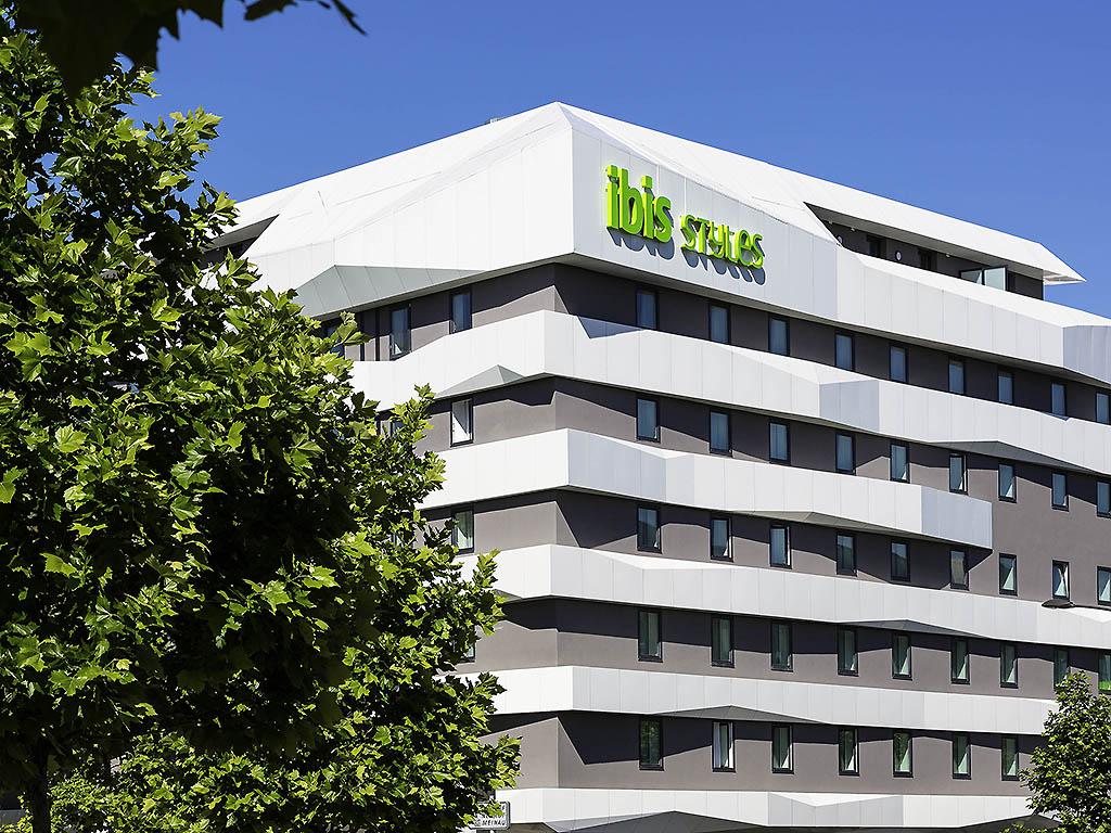 Ibis styles strasbourg avenue du rhin r servation for Hotel design strasbourg