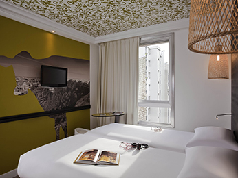 Hotel ibis Styles Paris Buttes Chaumont Paris