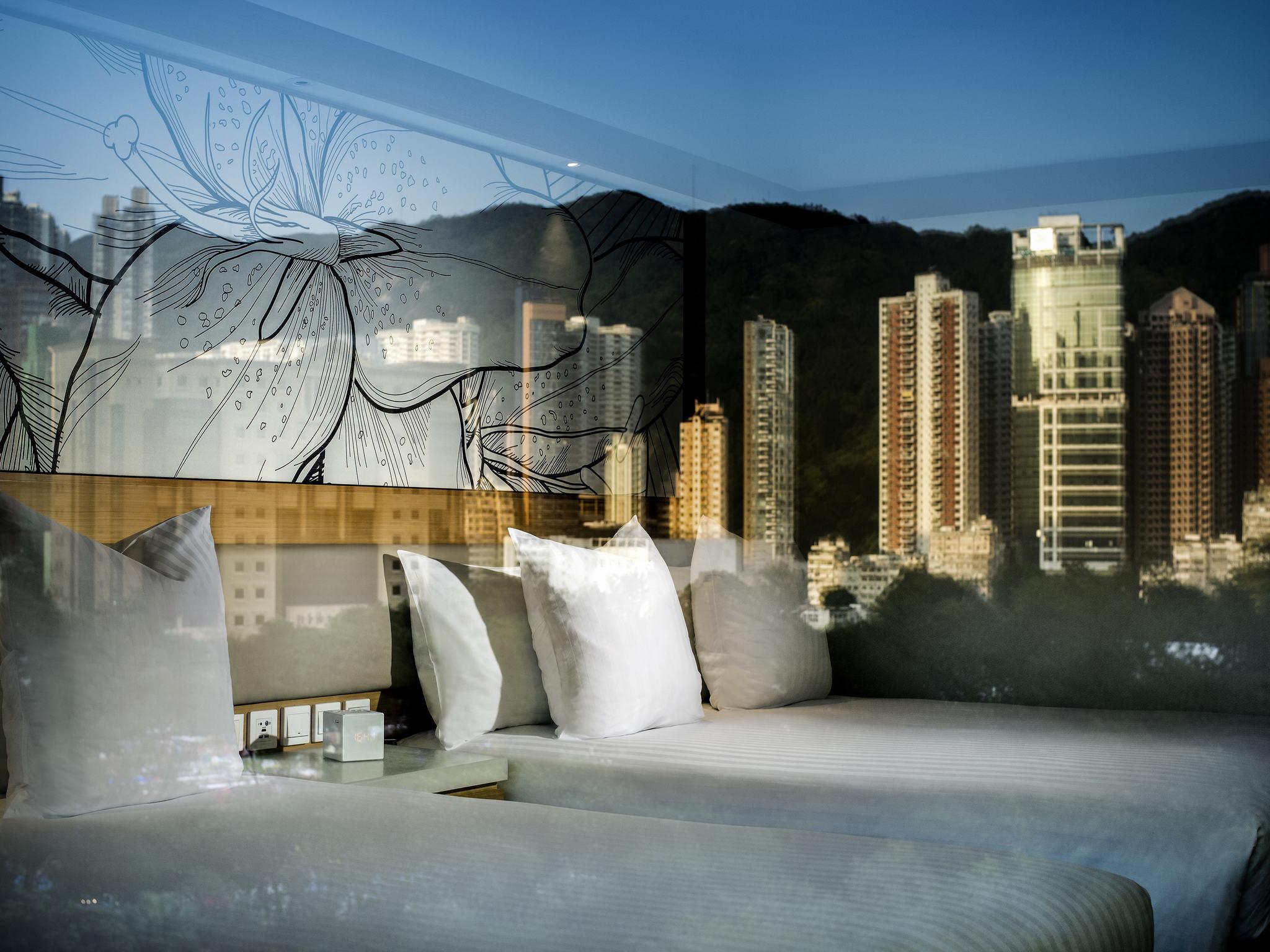 El Park Lane Hong Kong un Pullman Hotel - Reserve una habitación en HONG KONG