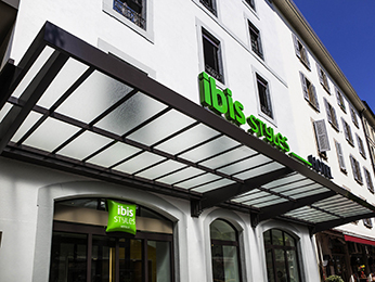 ibis Styles Genève Mont Blanc (opening end 2015)