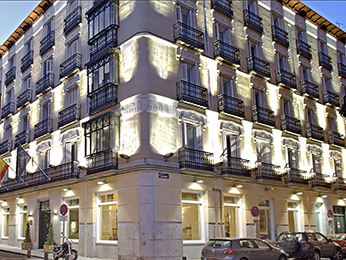 Hotels in madrid book online now for Ibis paseo del prado