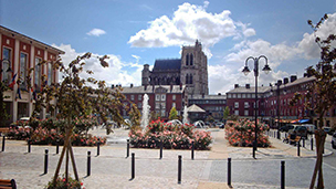 France - Abbeville hotels