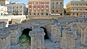 Italien - Lecce Hotels