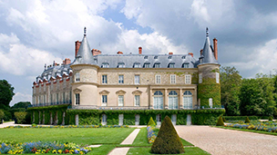 Francia - Hotel Rambouillet
