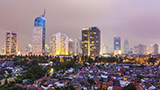 Indonesië - Hotels Indonesië