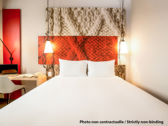 Rooms - ibis Toulon La Valette
