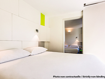 Rooms - ibis Styles Canberra Eaglehawk
