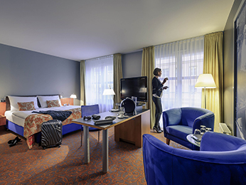 Mercure Hotel Residenz Berlin Booking