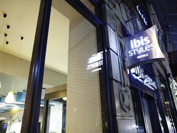 Photo - Ibis Styles Liverpool Centre Dale Street - Cavern Quarter
